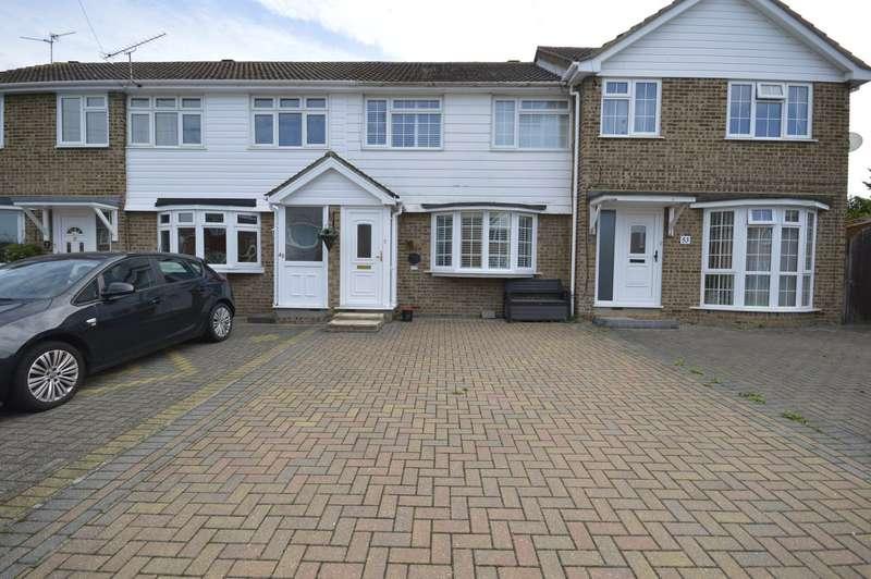 3 Bedrooms House for sale in Ellison Way, Rainham, Gillingham, Kent, ME8