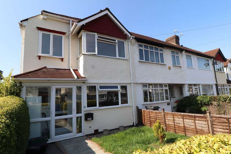 3 Bedrooms End Of Terrace House for sale in Clock House Road, Beckenham, BR3