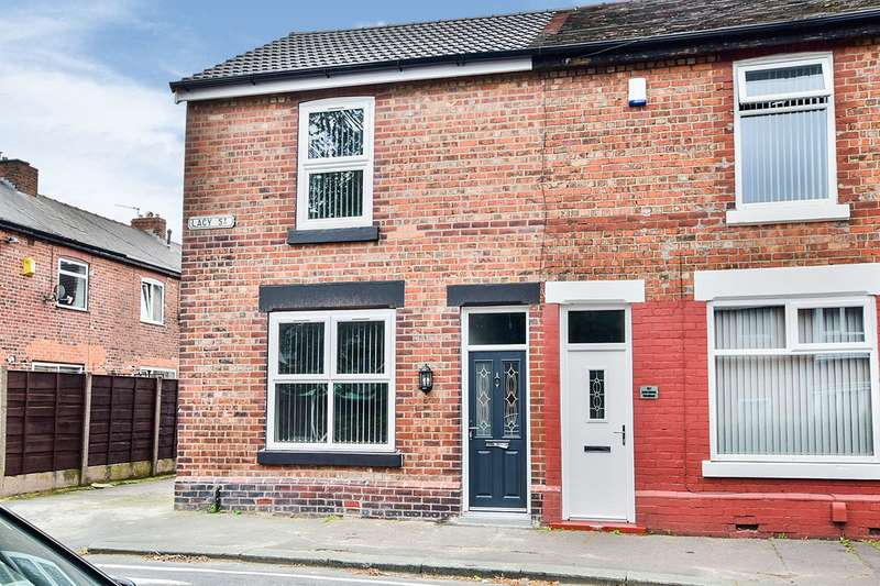 2 Bedrooms End Of Terrace House for sale in Lacy Street, Stretford, Manchester, Greater Manchester, M32