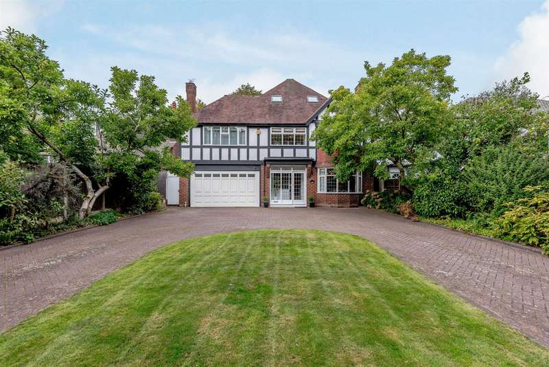 4 Bedrooms Detached House for sale in Streetly Lane, Sutton Coldfield