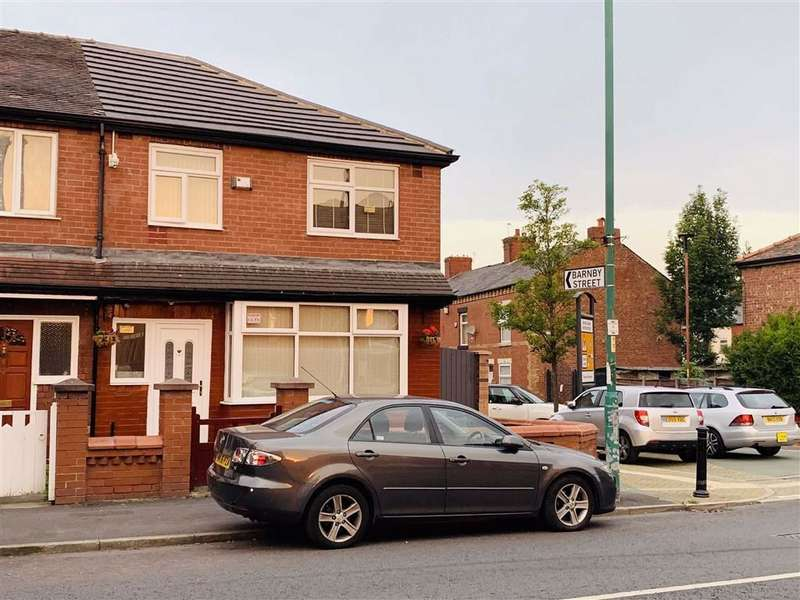 3 Bedrooms End Of Terrace House for sale in Northmoor Road, Longsight