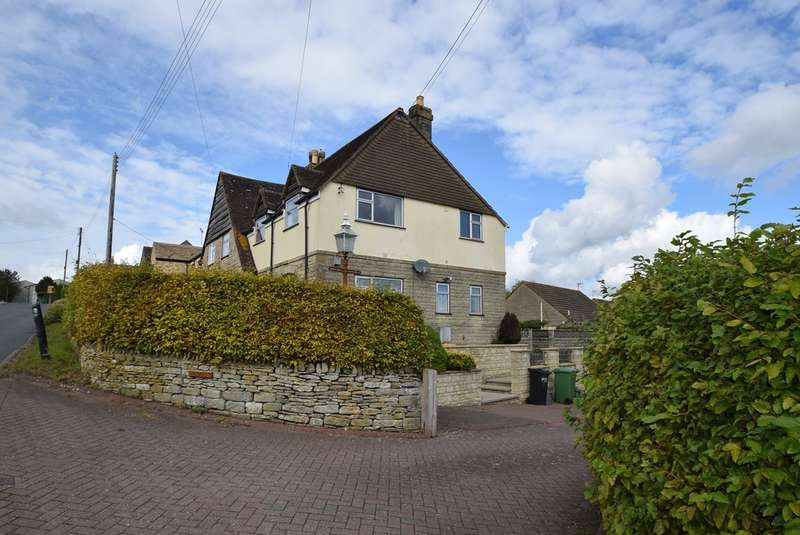 4 Bedrooms Semi Detached House for sale in Nympsfield Road, Nailsworth, Stroud, GL6