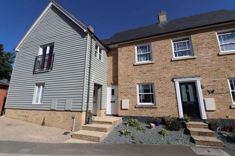 2 Bedrooms Property for sale in Darkhouse Lane, Rowhedge, Colchester