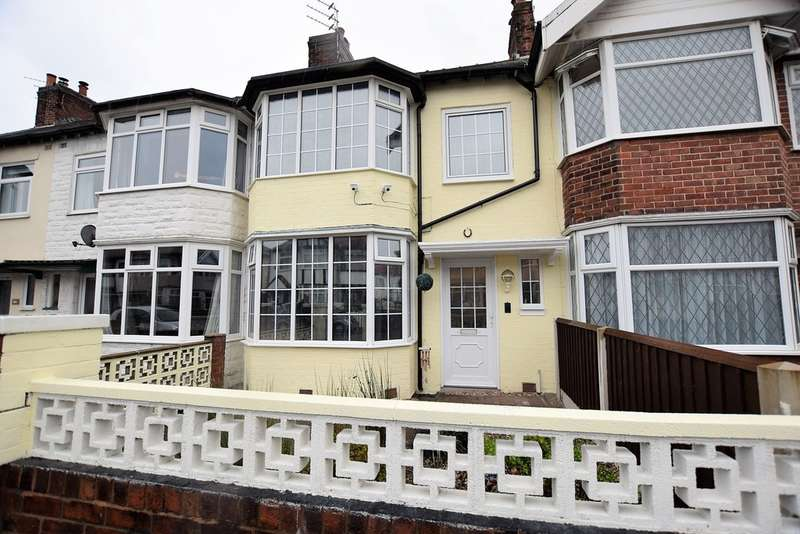 3 Bedrooms Terraced House for sale in Lunedale Avenue, Blackpool