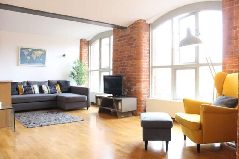 1 Bedroom Flat for rent in New Sedgwick, Royal Mills