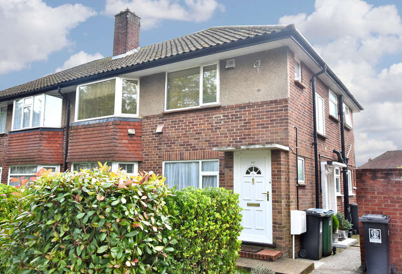 2 Bedrooms Maisonette Flat for sale in North Western Avenue, Watford