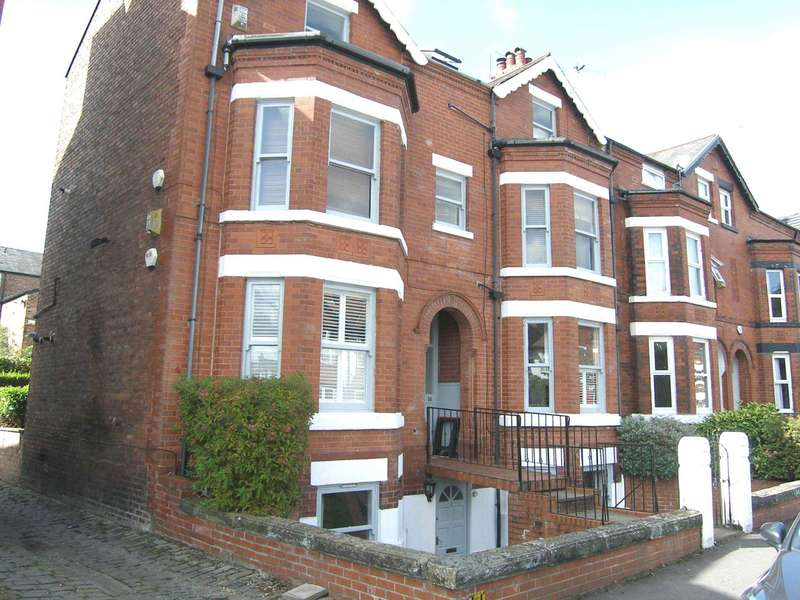 2 Bedrooms Flat for sale in Goulden Road, Didsbury