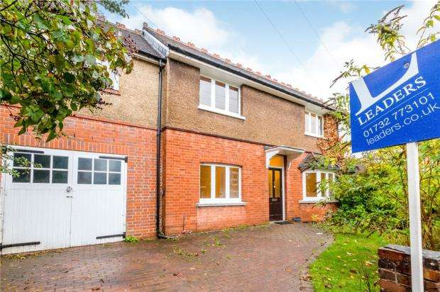 4 Bedrooms Semi Detached House for sale in Woodfield Road, Tonbridge, Kent