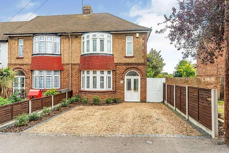 3 Bedrooms End Of Terrace House for sale in Salisbury Avenue, Gillingham, Kent, ME8