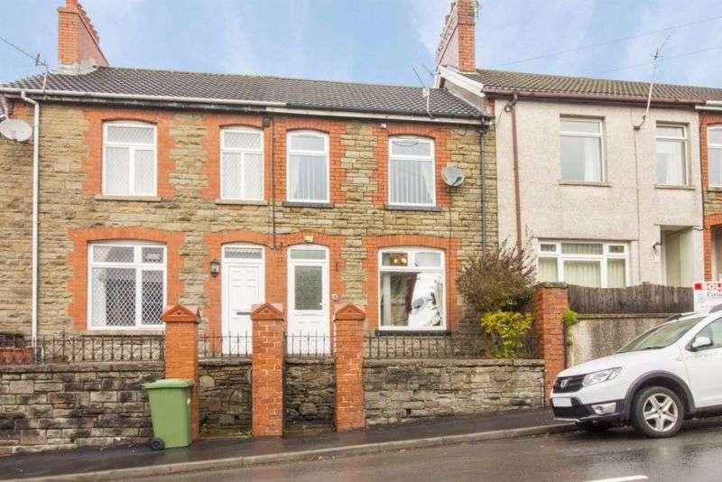 3 Bedrooms Property for sale in Park Terrace Woodfieldside, Blackwood