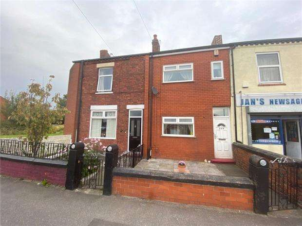 2 Bedrooms Terraced House for sale in Bryn Road, Ashton-in-Makerfield, Wigan