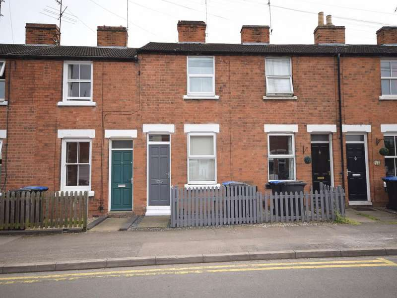 2 Bedrooms Terraced House for rent in Bath Street, Market Harborough