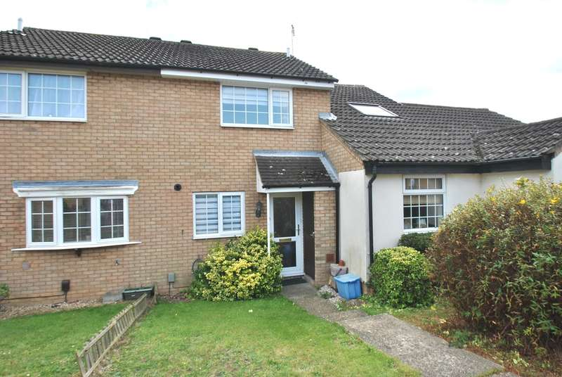 2 Bedrooms Terraced House for sale in Speke Close, Stevenage, SG2