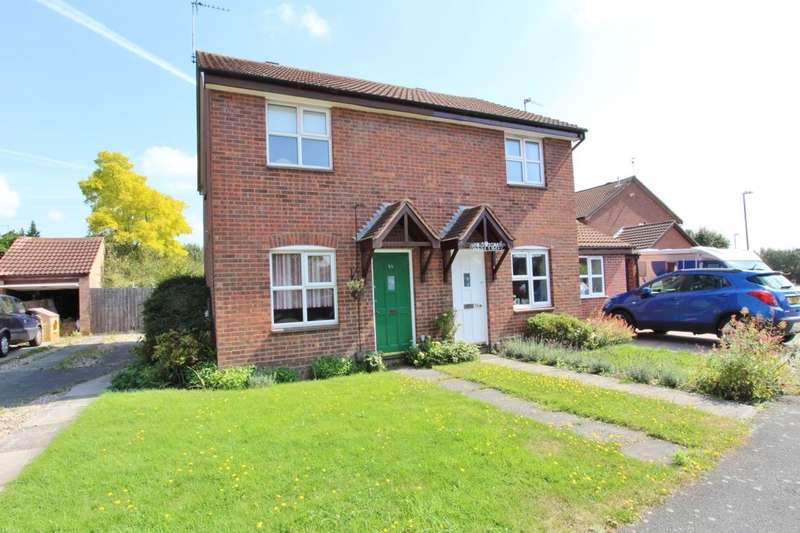 2 Bedrooms Semi Detached House for rent in Dean Close, Wollaton, Nottingham, NG8