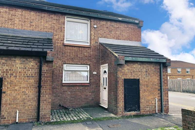 2 Bedrooms Terraced House for sale in Northgate, Guisborough, TS14