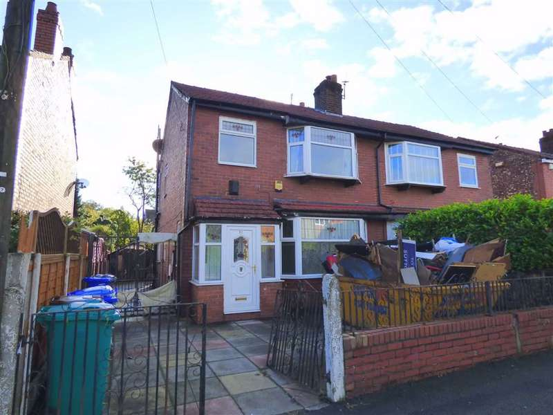 3 Bedrooms Semi Detached House for sale in Meltham Avenue, Withington, Manchester, M20