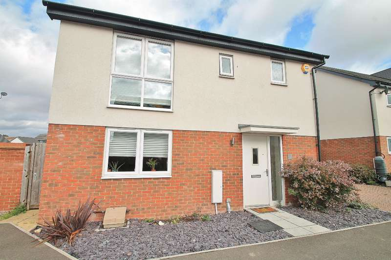 3 Bedrooms Detached House for sale in Hither Fields, Gravesend, DA11 7DH