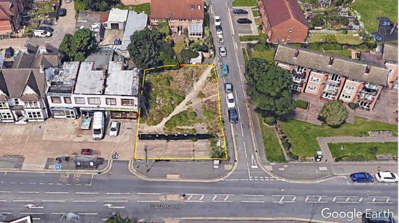 Land Commercial for sale in Land To The North Of, 385/387 Southchurch Road, Southend-On-Sea, Essex