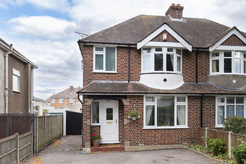 3 Bedrooms Semi Detached House for sale in Arle Road, Cheltenham GL51 8LS