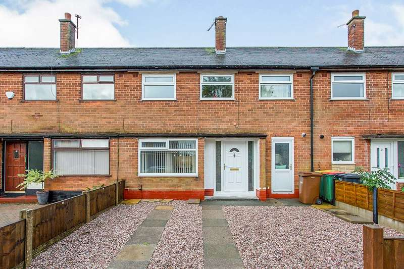 3 Bedrooms House for sale in Birkdale Drive, Ashton-on-Ribble, Preston, Lancashire, PR2