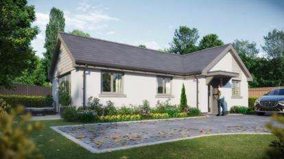 2 Bedrooms Bungalow for sale in St Ives, Ringwood