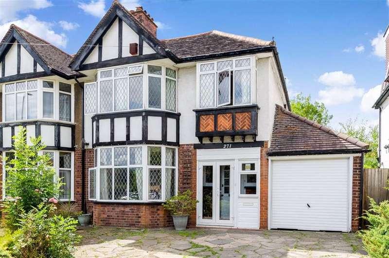 3 Bedrooms Semi Detached House for sale in Pickhurst Lane, West Wickham