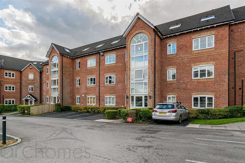 2 Bedrooms Apartment Flat for sale in Gadfield Court, Atherton, Manchester