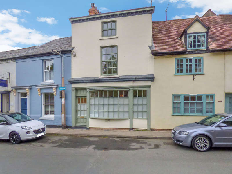 4 Bedrooms Town House for sale in High Street, Bidford-on-avon