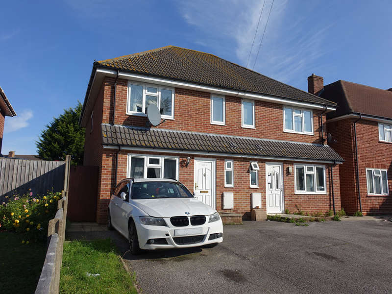 3 Bedrooms Semi Detached House for sale in Heather Road, Fawley