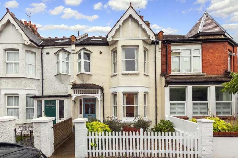 4 Bedrooms Terraced House for sale in Stanley Road, Teddington, TW11