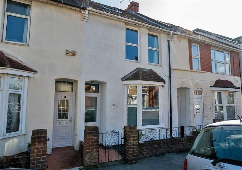 3 Bedrooms Terraced House for sale in Sturges Road, Ashford, Kent, TN24 8NE
