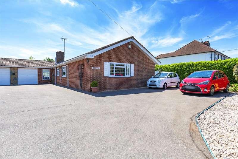 3 Bedrooms Bungalow for sale in Church Road, Hartley, Longfield, DA3