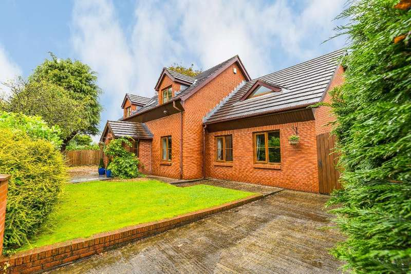 5 Bedrooms Detached House for sale in School Lane, Inskip, Preston, Lancashire, PR4 0TS