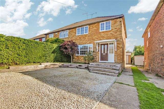 3 Bedrooms Semi Detached House for sale in Marvell Close, Pound Hill, Crawley
