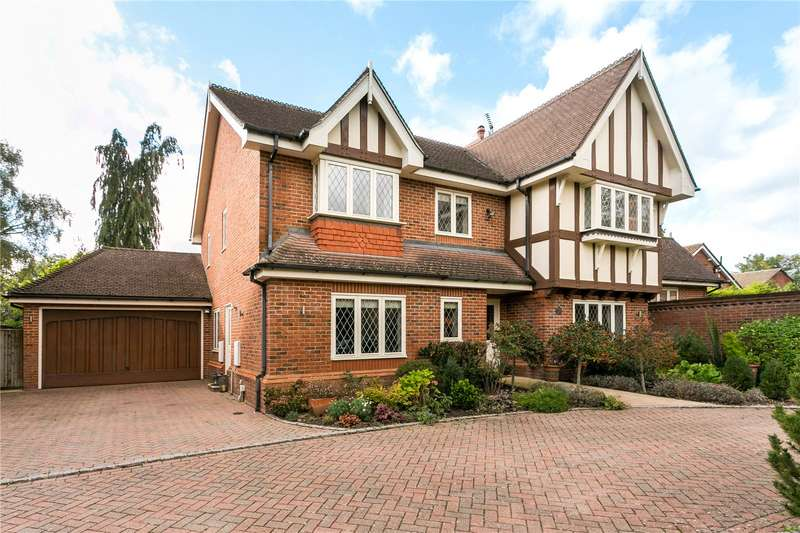 5 Bedrooms Detached House for sale in Warwick Mews, Croxley Green, Rickmansworth, Hertfordshire, WD3