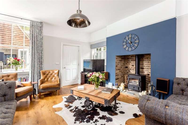 4 Bedrooms Semi Detached House for sale in Bishops Down Road, Tunbridge Wells, Kent, TN4