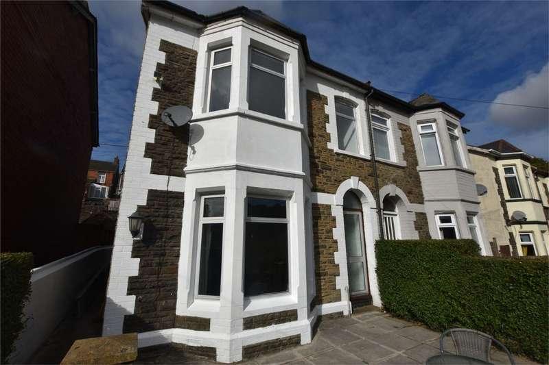 3 Bedrooms Semi Detached House for sale in North Road, Newbridge, Newport, Caerphilly