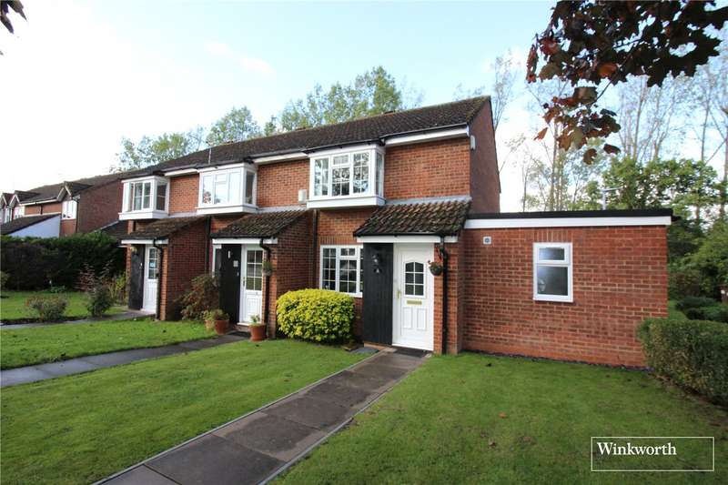 3 Bedrooms End Of Terrace House for sale in Danziger Way, Borehamwood, Hertfordshire, WD6