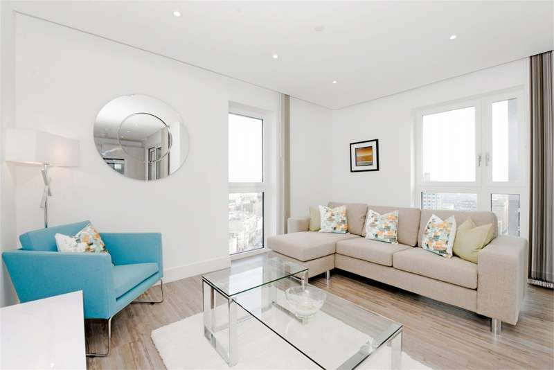 3 Bedrooms Apartment Flat for rent in Wiverton Tower, 4 New Drum Street, London, E1