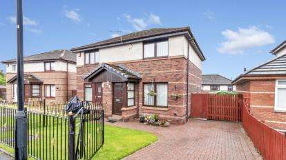 2 Bedrooms Semi Detached House for sale in Stewart Crescent, Barrhead