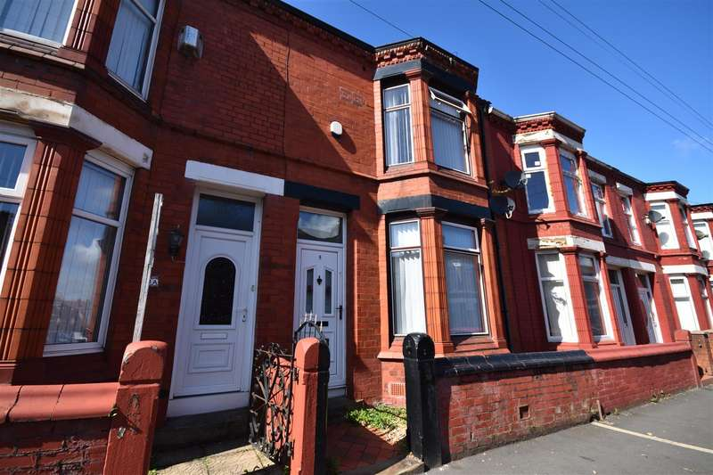 3 Bedrooms Terraced House for rent in Burwen Drive, Liverpool
