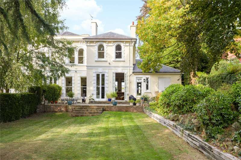 5 Bedrooms Semi Detached House for sale in Hungershall Park, Tunbridge Wells, Kent, TN4