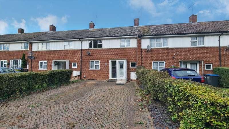 3 Bedrooms Terraced House for sale in Howlands, Welwyn Garden City, AL7