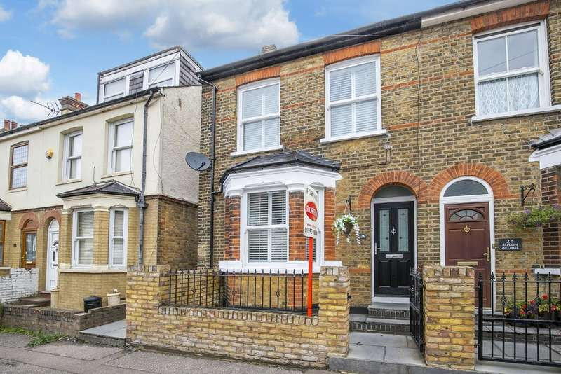 5 Bedrooms Semi Detached House for sale in Ruskin Avenue, Waltham Abbey