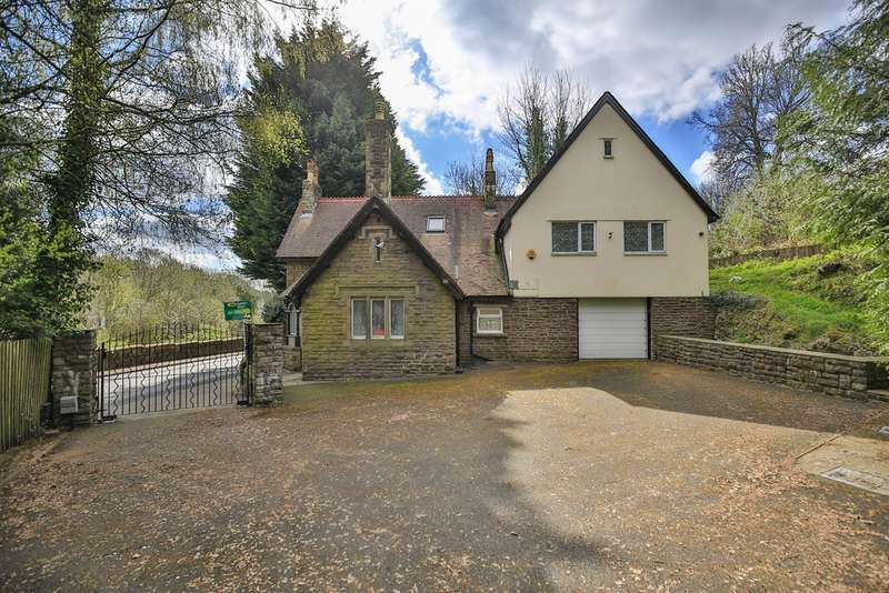5 Bedrooms Detached House for sale in Snatchwood Road, Pontnewynydd, Pontypool