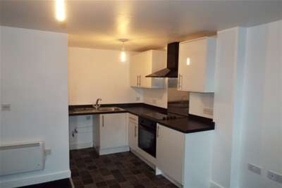 Flat for rent in Salter Street, Stafford