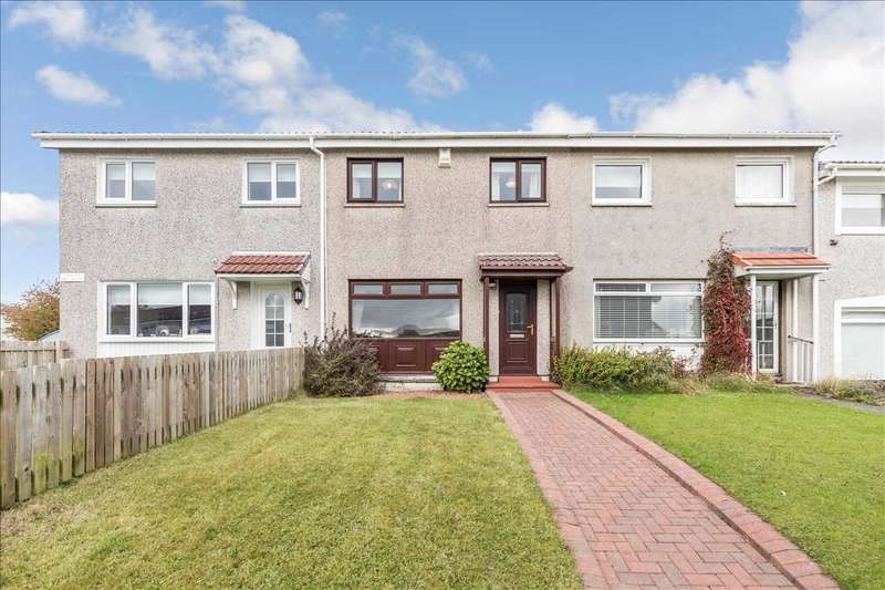 3 Bedrooms Terraced House for sale in Ivanhoe, Calderwood, EAST KILBRIDE