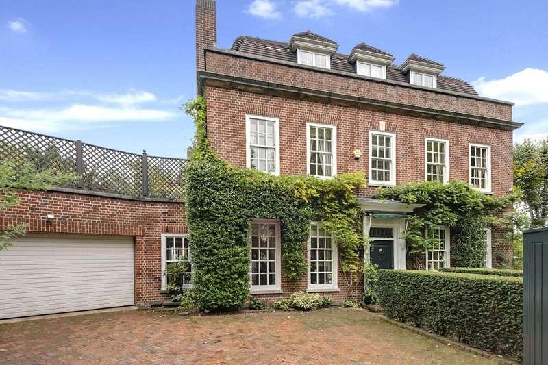 6 Bedrooms House for sale in Fitzjohns Avenue, Hampstead, London, NW3