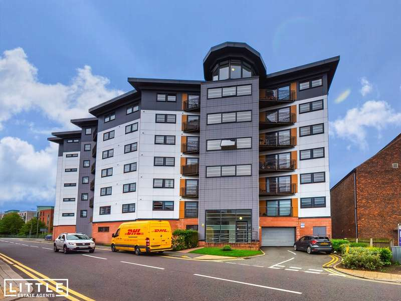 2 Bedrooms Apartment Flat for rent in Hall Street, St. Helens, WA10
