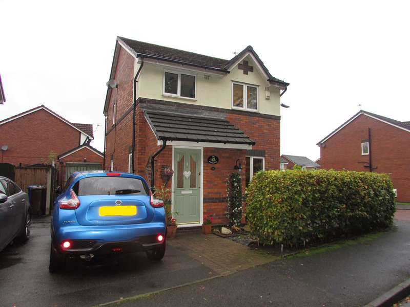 3 Bedrooms Detached House for sale in Haslington Road, Manchester, M22